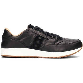 Skor Herr Sneakers Saucony Freedom Runner Svarta