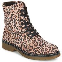 Skor Flickor Boots Bullboxer LANA Leopard