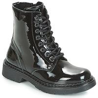 Skor Flickor Boots Bullboxer LANA Svart