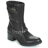 Skor Dam Stövletter LPB Shoes LOANNE Svart