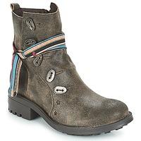 Skor Dam Boots Felmini NOUMERAT Brun