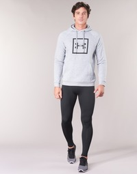 textil Herr Leggings Under Armour COLDGEAR LEGGING Svart