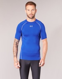 textil Herr T-shirts Under Armour UA HG ARMOUR SS COMPRESSION Blå