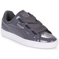 Skor Dam Sneakers Puma WN BASKET HEART PATENT.IRO Järn