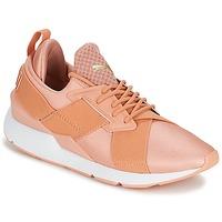 Skor Dam Sneakers Puma PUMA Muse X-Strp St EP W's Orange