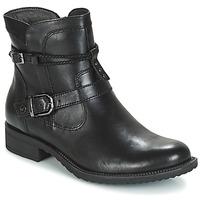 Skor Dam Boots Tamaris ANOUK Svart