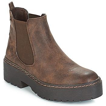 Skor Dam Boots Refresh SOBAO Brun