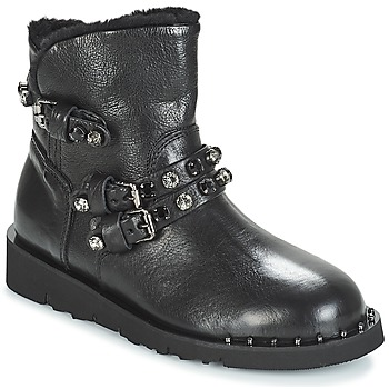 Skor Dam Boots Mimmu MALONN Svart