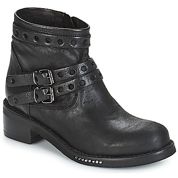 Skor Dam Boots Mimmu MAIRON Svart