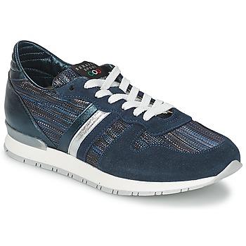 Skor Dam Sneakers Serafini LOS ANGELES Blå