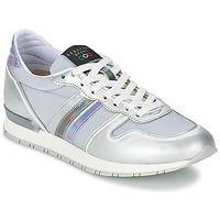 Skor Dam Sneakers Serafini LOS ANGELES Silver / Grå