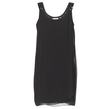 textil Dam Korta klänningar Naf Naf KLOE Svart