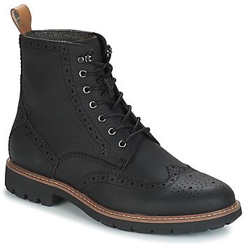 Skor Herr Boots Clarks BATCOMBE Svart