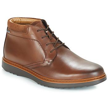 Skor Herr Boots Clarks UN Brun