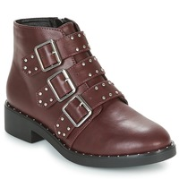 Skor Dam Boots Coolway CHIP Bordeaux