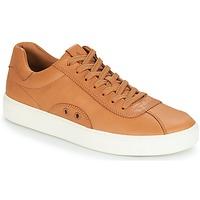 Skor Herr Sneakers Polo Ralph Lauren COURT 100 Brun