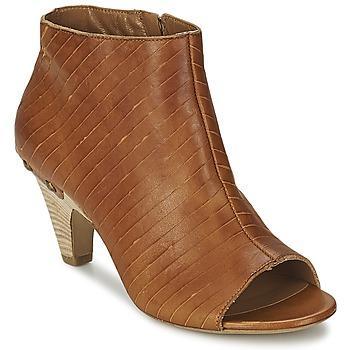 Skor Dam Boots Vic GONCO Brun