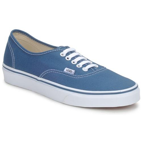 Skor Sneakers Vans AUTHENTIC Blå