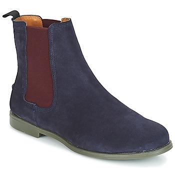 Skor Dam Boots Sebago CHELSEA DONNA SUEDE Marin
