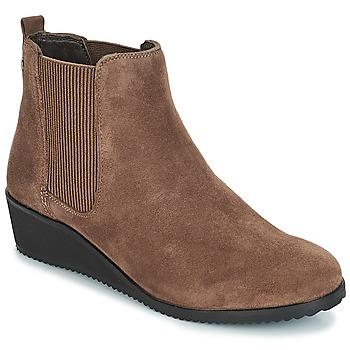 Skor Dam Boots Hush puppies COLETTE Brun