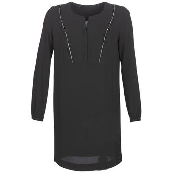 textil Dam Korta klänningar Ikks BURRI Svart