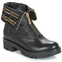 Skor Dam Boots Tosca Blu KIRUNA Svart