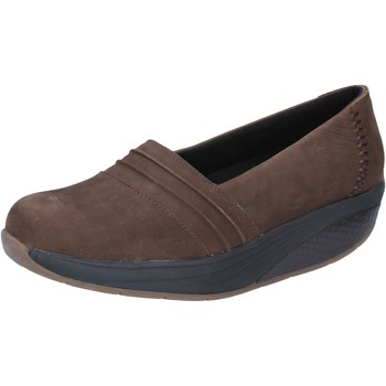 Skor Dam Loafers Mbt Sneakers BY686 Brun