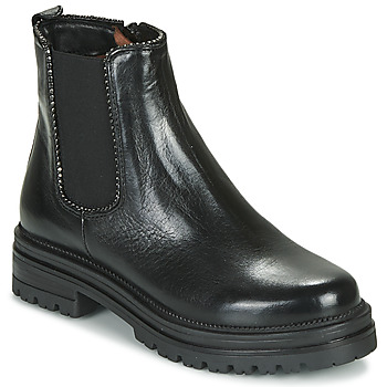 Skor Dam Boots Mjus DOBLE CHELS Svart