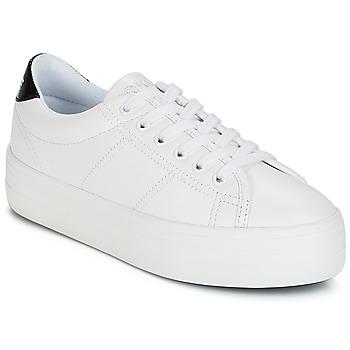 Skor Dam Sneakers No Name PLATO SNEAKER Vit