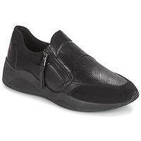 Skor Dam Sneakers Geox D OMAYA Svart