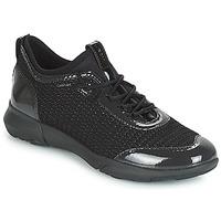 Skor Dam Sneakers Geox D NEBULA X Svart