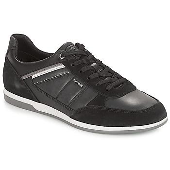 Skor Herr Sneakers Geox U RENAN Svart