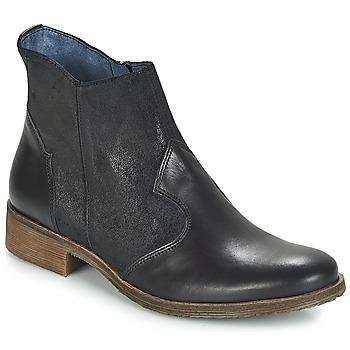 Skor Dam Boots Kickers LIXY Svart