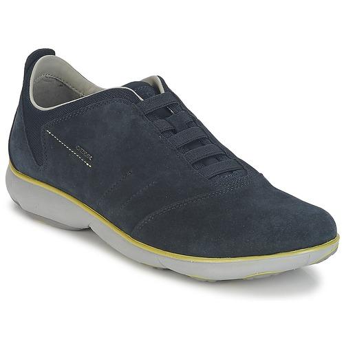 Skor Herr Sneakers Geox NEBULA B Marin