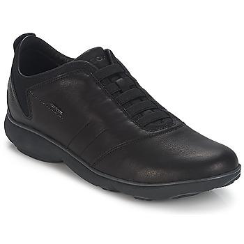 Skor Herr Sneakers Geox NEBULA B Svart