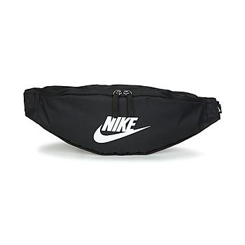 Väskor Midjeväskor Nike NIKE SPORTSWEAR HERITAGE Svart