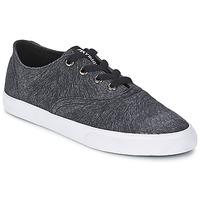 Skor Dam Sneakers Supra WRAP Svart / Vit