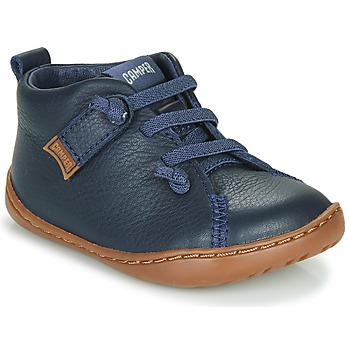Skor Pojkar Sneakers Camper PEU CAMI Blå