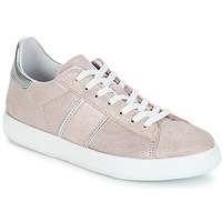 Skor Dam Sneakers Yurban JEMMY Rosa