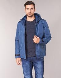 textil Herr Vindjackor 80DB Original STAN Blå