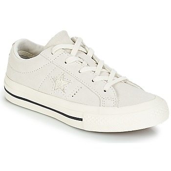 Skor Barn Sneakers Converse ONE STAR OX Vit