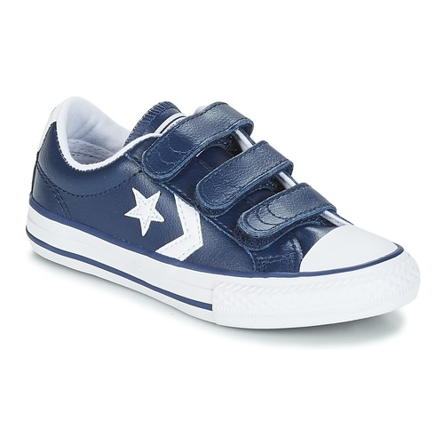 new arrival 7d10a 1e46b Skor Barn Sneakers Converse STAR PLAYER EV V OX Navy   Vit