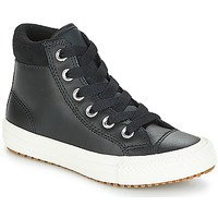 Skor Barn Höga sneakers Converse CHUCK TAYLOR ALL STAR PC BOOT HI Svart / Vit