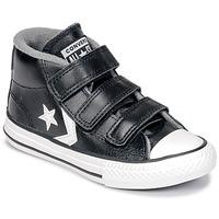 Skor Barn Höga sneakers Converse STAR PLAYER 3V MID Svart / Vintage / Vit