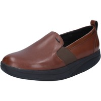 Skor Dam Loafers Mbt Sneakers BY975 Brun