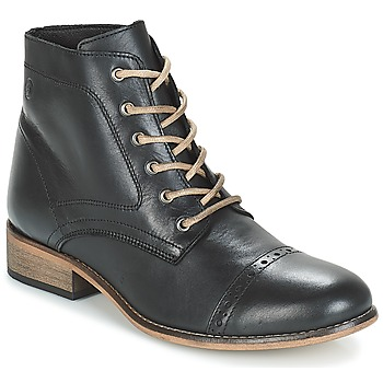 Skor Dam Boots Betty London FOLIANE Svart