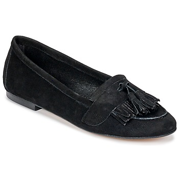 Skor Dam Loafers Betty London JAPUTO Svart