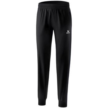 textil Dam Joggingbyxor Erima Pantalon présentation femme  Premium One 2.0 noir