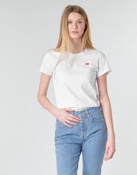 textil Dam T-shirts Levi's PERFECT TEE