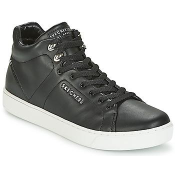 Skor Dam Höga sneakers Skechers PRIMA Svart